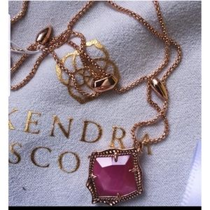 KENDRA SCOTT KACEY PENDANT NECKLACE!!!